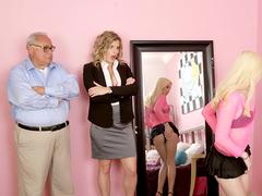 Dress Like A Slut Lick Like A Slut - Naked Cory Chase In the porn scene