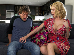 Consoling His Cock Starring Joslyn James - Brazzers HD