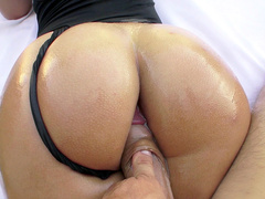 Outdoor video of Kelsi Monroe enjoying XXX tool in pussy from behind