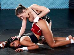 Fight Me, Bitch! Abella Danger and Jenna J Foxx