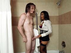 Room Service with Jenna J Foxx - Reality Kings HD