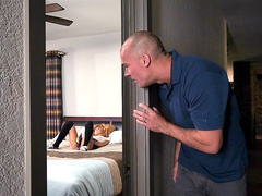 Fucking Friend's Daddy Featuring Kendall Woods - Brazzers HD