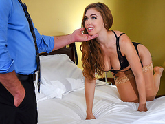 FULL HD PORN - Brazzers – Lay Her Over - Lena Paul