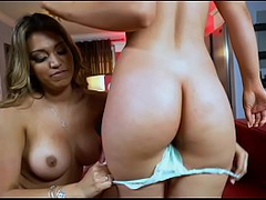 GIRLS GONE WILD - Lesbians Bake Cookies, Play With Food & Lick Pussy