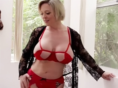 Naughty America - Hot Mom Dee Williams gets fucked by young