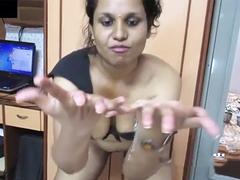 Indian bigtits Babe Lily Masturbation Sex