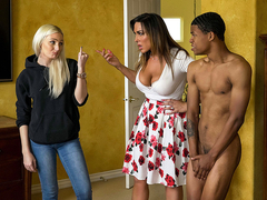 It's Okay, You're Just A Grower Starring Aubrey Black and Lil D - Brazzers HD