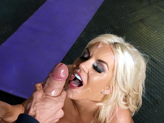 Tommie Jo gets totally destroyed with Danny D facial cumshots