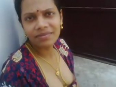 Tamil Bhabhi Big Tits Sex Video