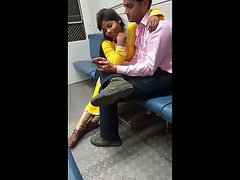 Desperate To Get Fucked Indian GF In Public Kissing