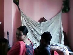 Next Door Amateur Indian Bhabhi Fucked College Boy