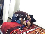 Horny Amateur Couple Fucking In Bedroom Sex Scandal