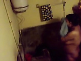 Desi Housewife Hidden Cam Shower Amateur Porn