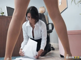 Suck My Stockings- Autumn Falls & Darcie Dolce