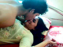 Desi Sexy Bhabhi Striping
