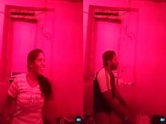 Desi Girl Riya Fucked In Doggy Style