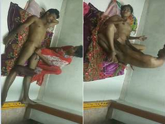Today Exclusive- Desi Village Couple Blowjob Pussy Licking And Fucking