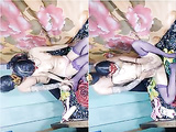 Today Exclusive- Horny Desi Couple Body Massage