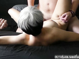 Gorgeous babe takes 2 cumshots from stepdad - Samantha Flair