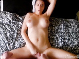 Daughter gets caught making a video by her DAD! POV kinkycouple111